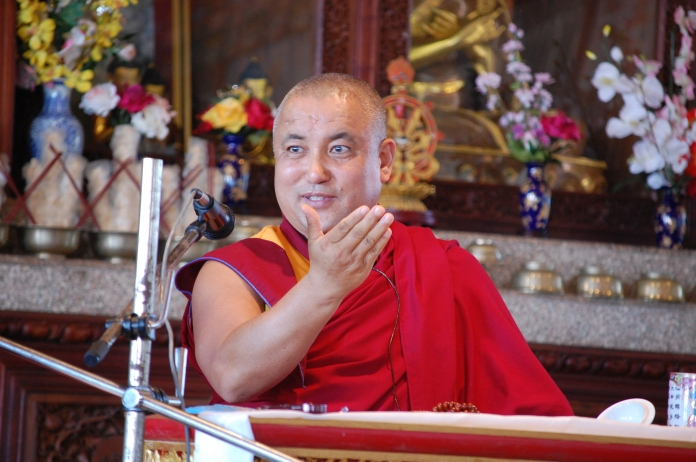 Drupon Khenpo Teaching